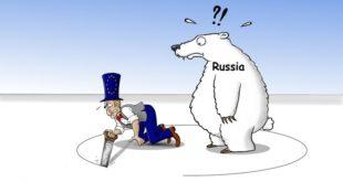 Запад уједињен против Русије 10
