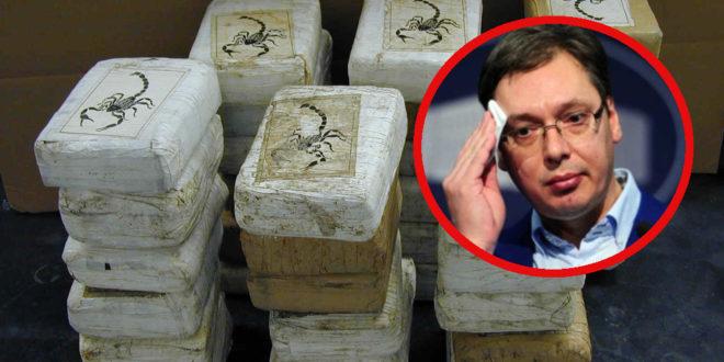 СРБИЈА У ШОКУ! Нарко картел финансирао Вучићеву кампању