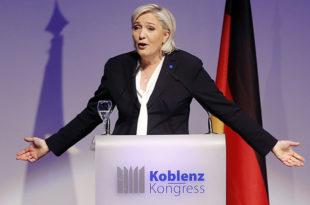 Марин Ле Пен: ЕУ је постала религија, а њени функционери - њени свештеници