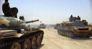 Битка за Палмиру: Жестоки напади Асадових снага, џихадисти беже ка Ираку (видео)
