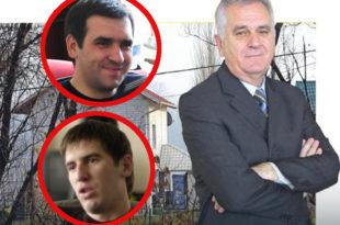 Томислав Николић са синовима почео припреме за рат копањем ровова око својих викендица на обали Саве 10