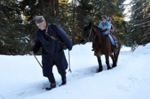Епска слика са Златара: На коњу иду у школу и сањају да постану људи