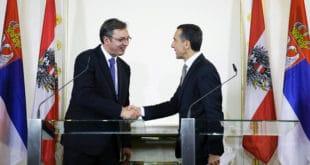 ДСС: Србија има право да зна шта су Вучић, Рама и Звиздић предали аустријском премијеру 11