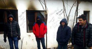 УНИШТАВАЈУ ЗЕМЉУ, А ВУЧИЋ ЋУТИ! – Мигранти спалили салаш српске породице Габрић! 3