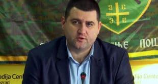 Због критике издајничког режима изгубио чин
