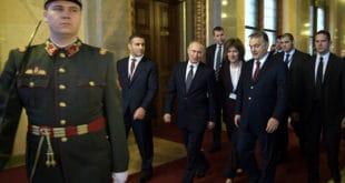 Путин из Будимпеште понудио ЕУ повратак пројекту гасовода Јужни ток