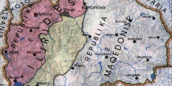 ЕУ покреће распад Македоније 1