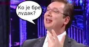 Слика Вучићеве криминалне владе: Србијом управља скуп пробисвета на челу са осведоченим лудаком 3