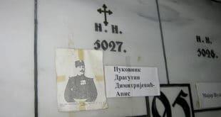Последња ноћ пуковника Аписа: Плитак ми је овај гроб