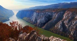 Ђердапска клисура четврта по лепоти на свету