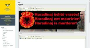 """""""Харадинај је убица"""" на 20 језика 6"""