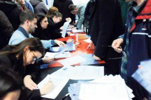 Власт саботира опозицију: Прикупљање потписа биће теже неко икад 9