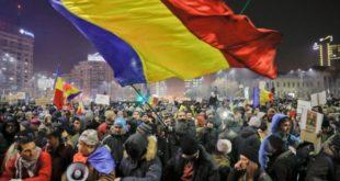 Победа народа: Румуни славе због повлачења Владине уредбе 4