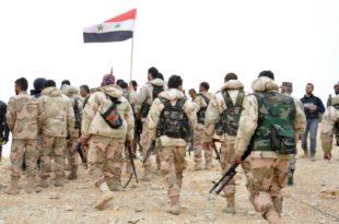 Пред вратима Палмире: Сиријска армија сатире терористе у источном Хомсу! (видео)