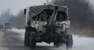 Гори јужна граница Донбаса: Украјина тешком артиљеријом гађа руска села 11
