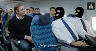 Предизборни плагијат Александра Вучића - Успешна Украјина и напредна Србија (видео) 7
