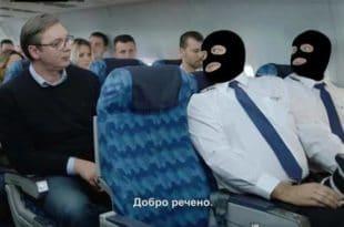 Предизборни плагијат Александра Вучића - Успешна Украјина и напредна Србија (видео)