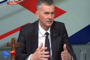 """Стаматовић: Режим нас прогласио """"легитимном метом слободног стрелца""""!"""