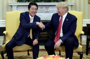 Трамп жели да искористи Јапанце за технолошку победу над Кином