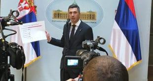 Обрадовић: Изборна крађа је у току - Вучићу у медијима 92 одсто, свим осталим кандидатима 8 одсто 3