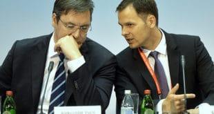 ПЉАЧКА ВЕКА! Александар Вучић и Синиша Мали поклонили Комерцијалну банку и 500 милиона евра Словенцима (видео)