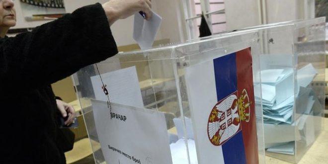 Локални избори у Београду 21. јуна