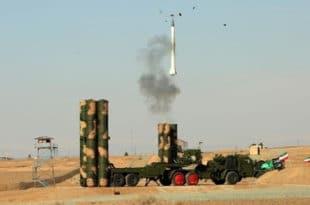 Иран: Успешно тестиран руски противваздушни систем С-300