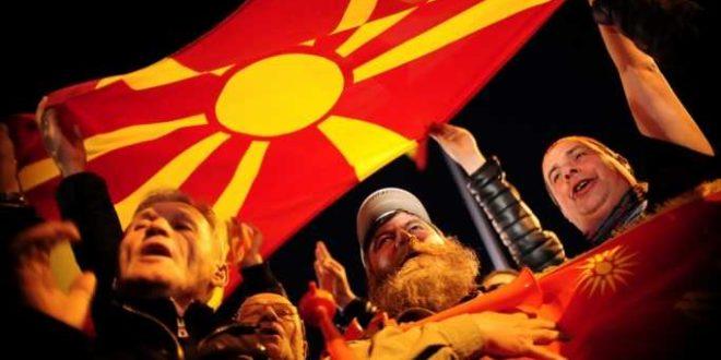 """Скопље: Музиком против смрдљиве Европе и """"тиранске платформе"""" 1"""