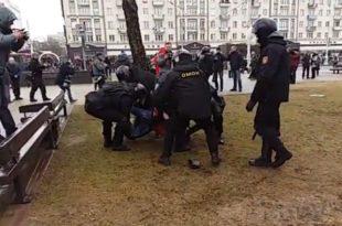 """Белорусија: Пелцовање """"обојене револуције"""" (видео) 9"""