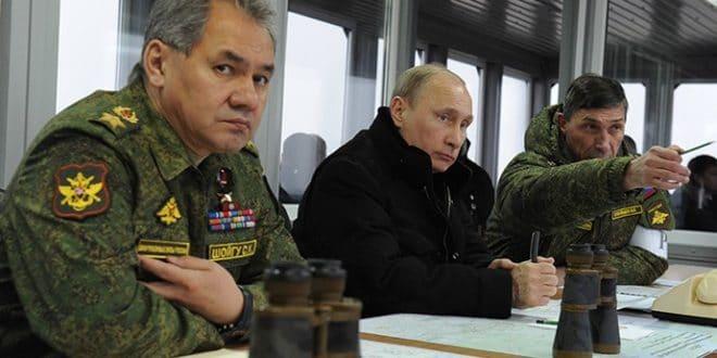 Шојгу обавестио Путина: Палмира је ослобођена!