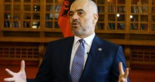 Еди Рама позива ЕУ да заташка његову улогу у нарко трговини