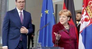 АНГЕЛА МЕРКЕЛ: Разговори са Србијом око уласка у ЕУ тек за 10 година! 3