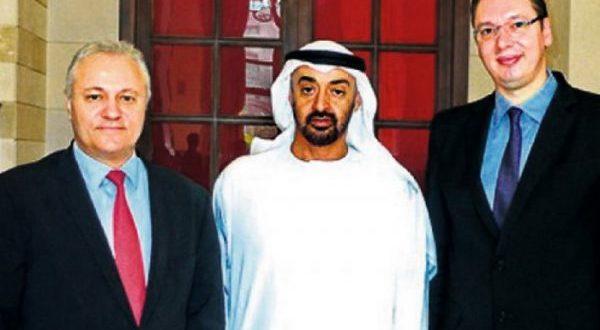 Како браћа Вучић и њихов картел улажу опљачани новац преко ''Ал Дахре''