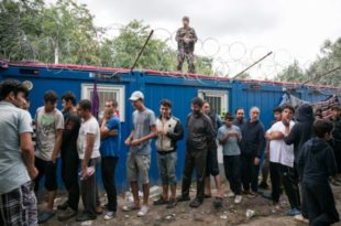 Немци по угледу на Мађаре праве логоре за мигранте на граници