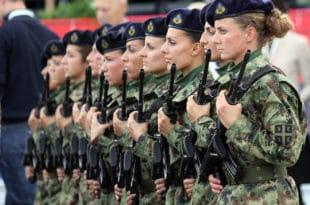 Ајмо Српкиње, осветлајте образ Отаџбини: У војној гимназији више девојчица него дечака!