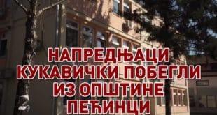 Напредњаци кукавички побегли из општине Пећинци! (видео) 5