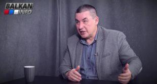 ИНТЕРВЈУ: Предраг Поповић - Вучић је диктатор који губи контролу над својим картелом! (видео)