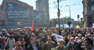 Протест просветара: До 31 марта да се испуни Споразум