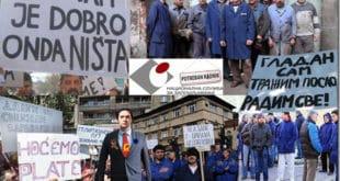 Радници у Србији знају и да штрајкују јер су гладни, таква им професија 11