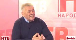 Веља Илић полудео у емисији- Андреј Вучић је највећи шљам у Србији!!! (видео) 1
