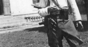 Ловио је Анту Павелића годинама, пресудио му са два метка