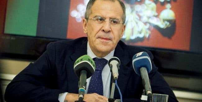 Сад ни СЕРГЕЈ ЛАВРОВ не долази у Београд!