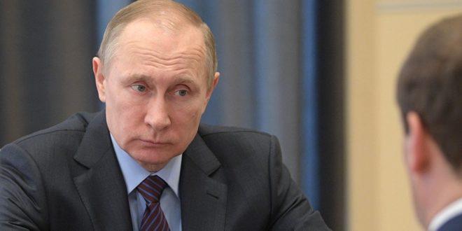 Путин: Кредитне организације превазишле бабу - зеленашицу Достојевског 1
