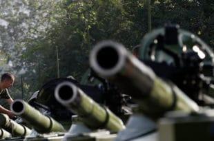 Огромна већина Срба (76%) спремна да брани Србију и слободу свим средствима па и оружјем ако затреба! 9