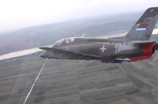 Срушио се Г-4 код Шапца, оба пилота погинула (видео)