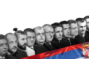 """Почиње велика декомпозиција српске политичке сцене - неке """"старе странке"""" ће нестати 4"""
