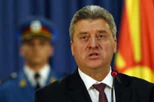 Иванов: Већина за формирање нове владе Македоније обезбеђена је уценом
