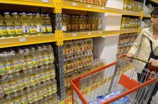 Договор уљара подигао цене јестивог уља у велепродаји