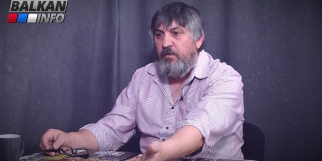 Југослав Петрушић: Морамо срушити систем који уништава будућност и слободу (видео)