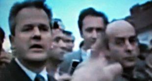 Како је Милошевић поручио народу: Нико не сме да вас бије! (видео)
